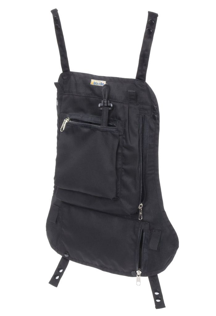 Attachable Diaper Bag - k'Boodle Hands Free Diaper Bag