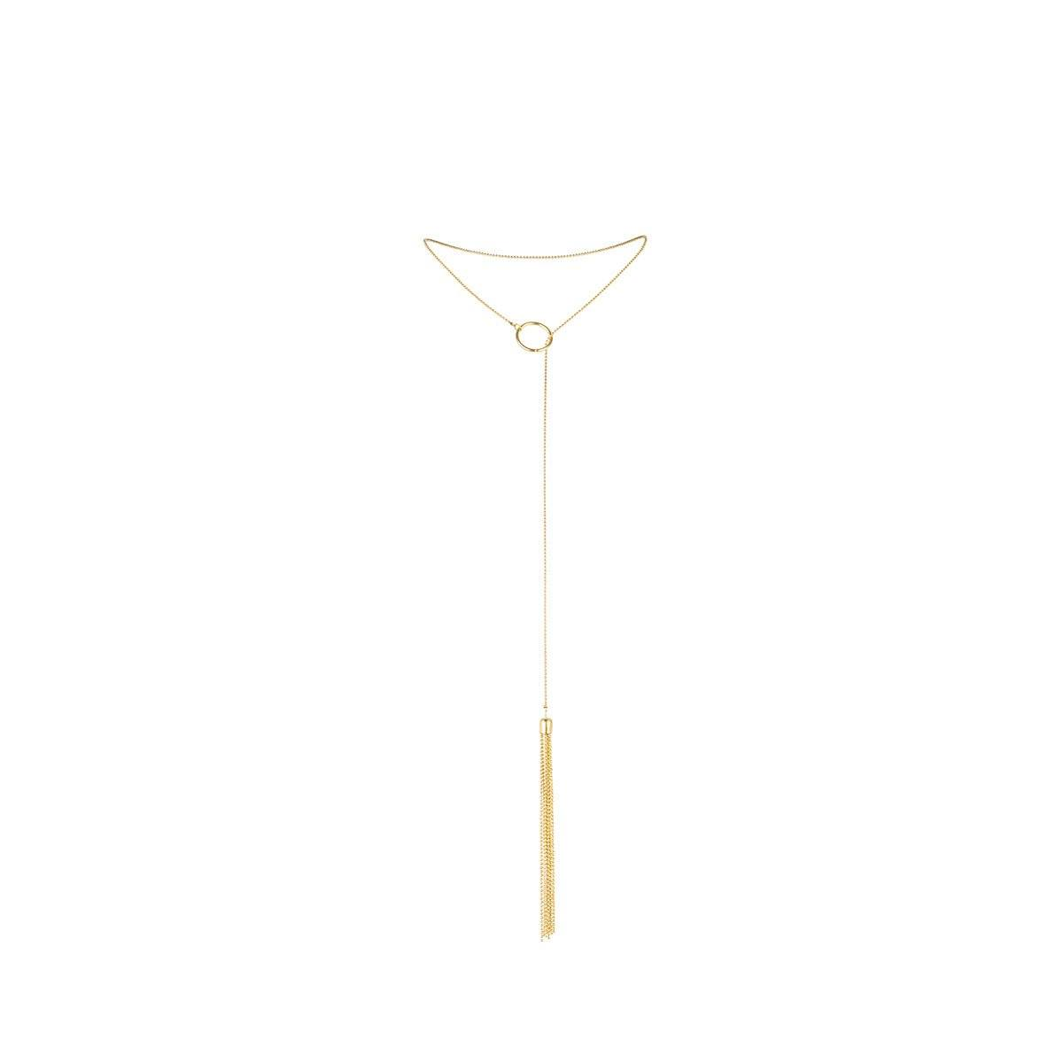 Bijoux Indiscrets Magnifique Collection Tickler Pendant Whips & Teasers Bijoux Indiscrets Gold