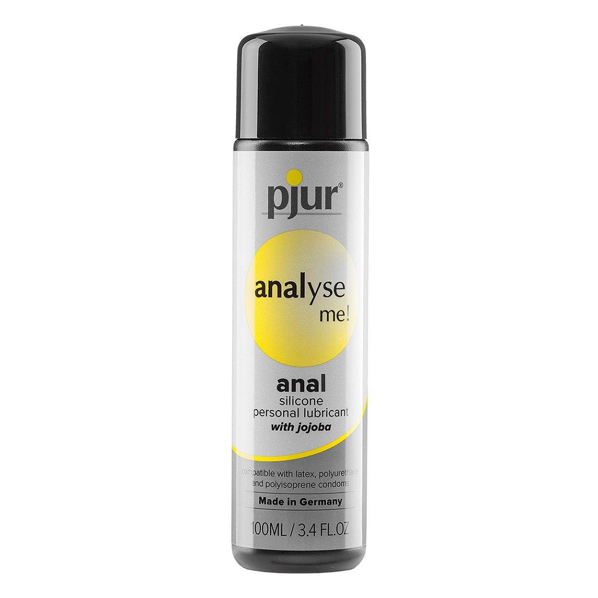 Pjur Analyse Me Personal Lubricant Silicone Based Lube Pjur Default Title
