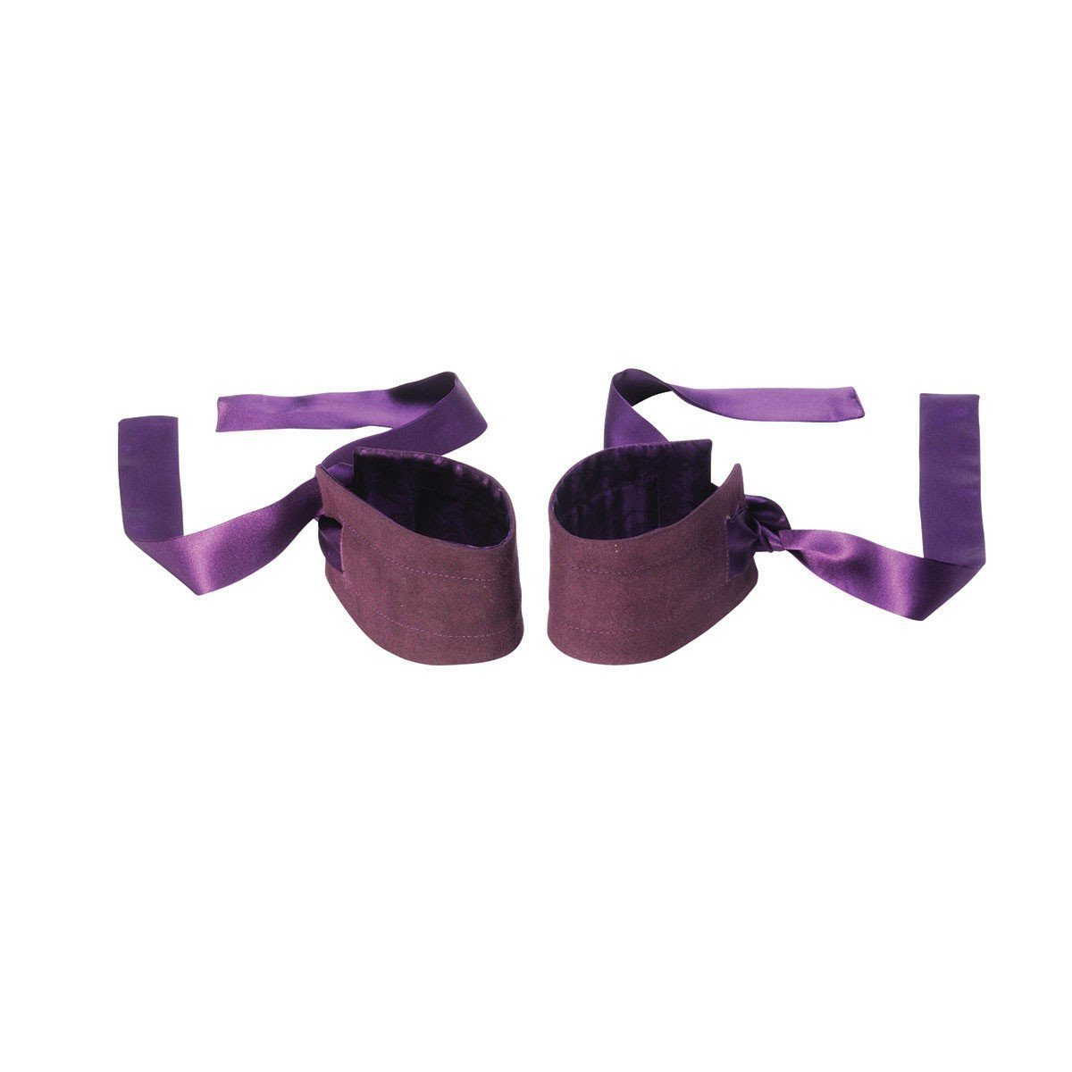 LELO Etherea Silk Cuffs Cuffs LELO Purple