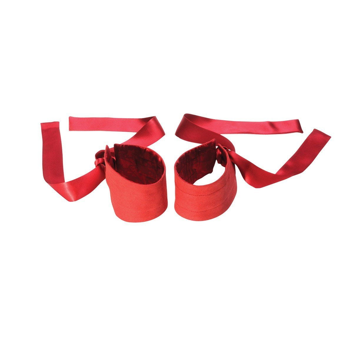 LELO Etherea Silk Cuffs Cuffs LELO Red