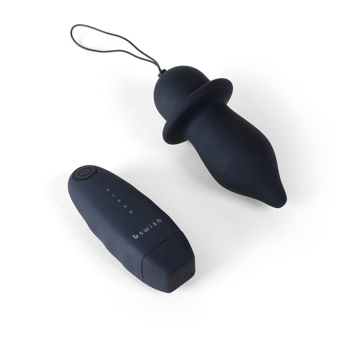 B Swish Bfilled Classic Remote Plug Butt Plugs B Swish