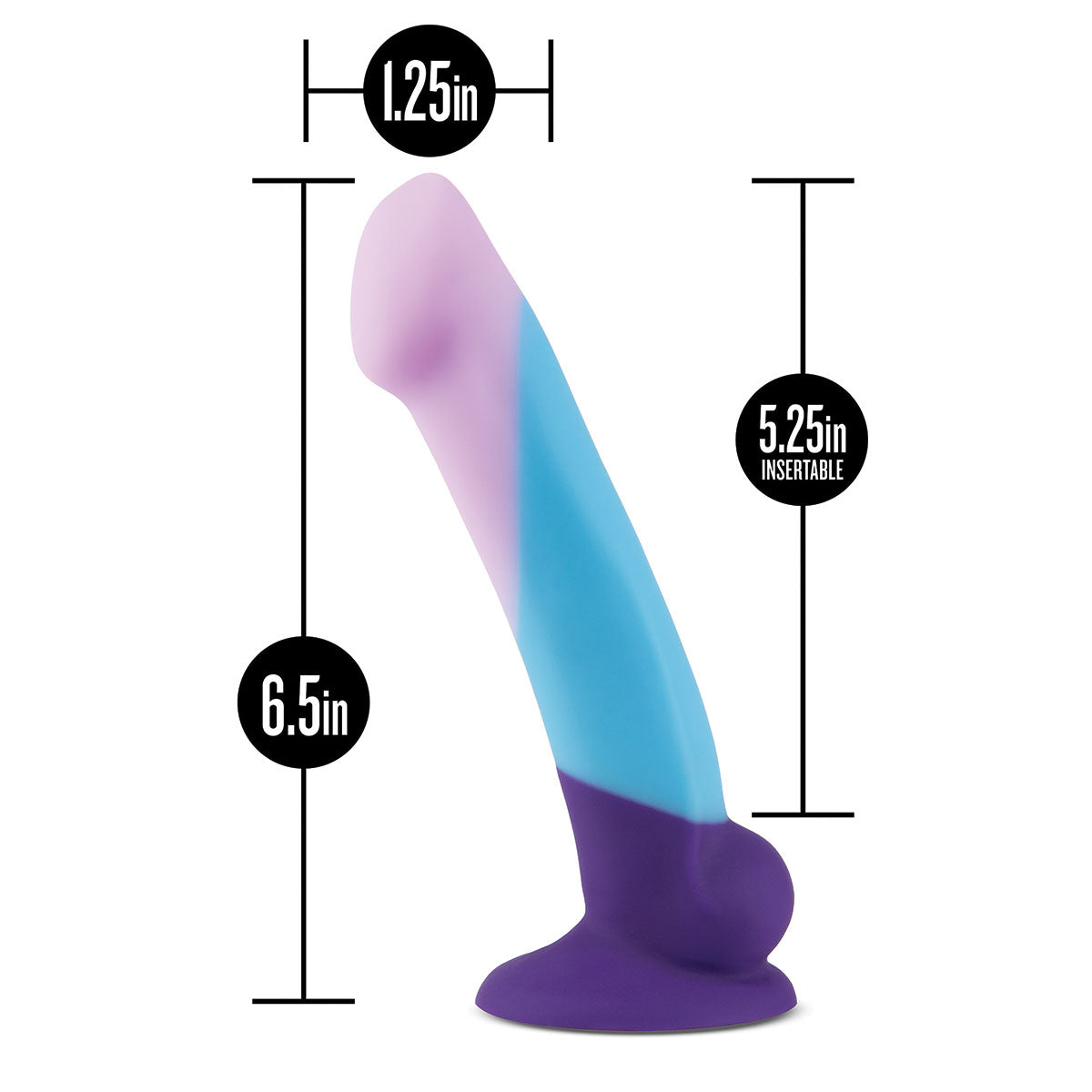 Purple Haze Avant Dildo