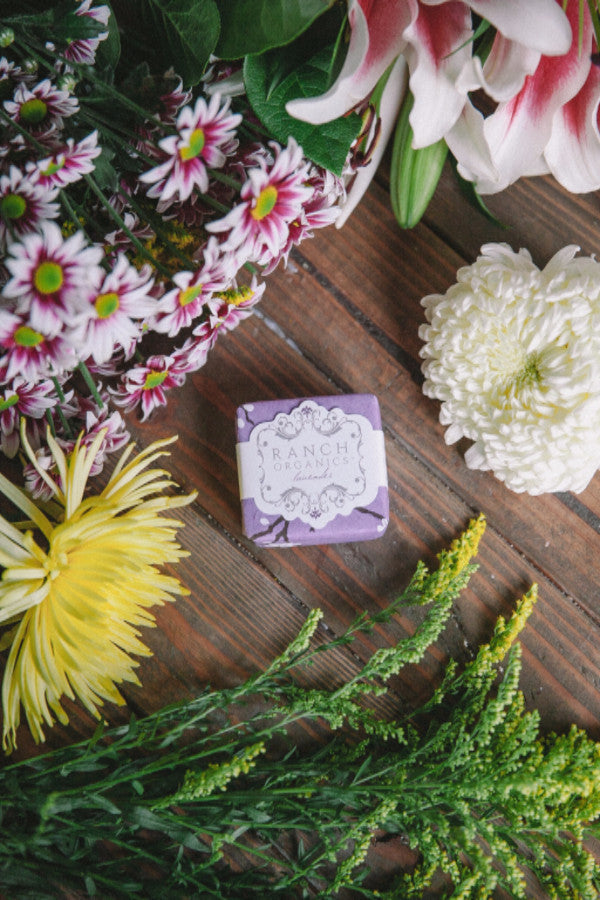 Ranch Organics Lavender soap