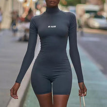 Load image into Gallery viewer, CAMILA Women's Long Sleeve Bodysuit