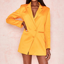 Load image into Gallery viewer, KARINA Women's Crossover Blazer