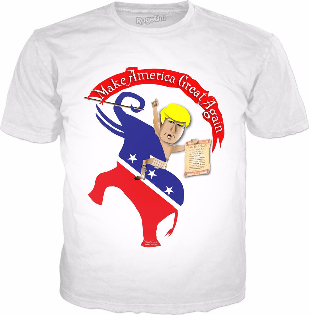 """Make America Great Again"" T-Shirt - Bestshopup"