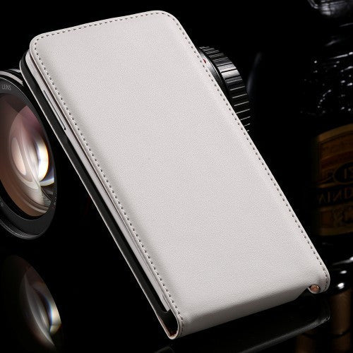 Flip Deluxe Real Leather Case For Samsung Galaxy - Bestshopup
