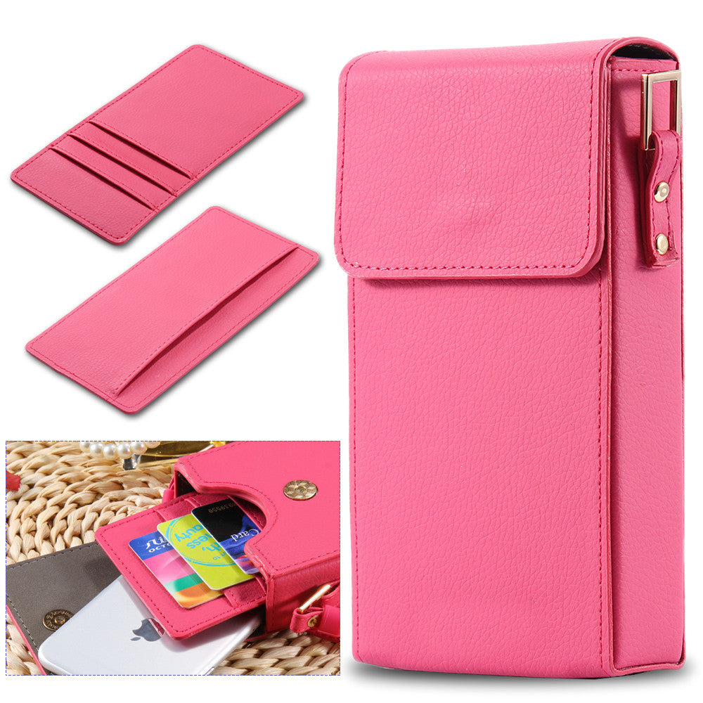 Mini Wallet Bag Phone Case & Card Holder - Bestshopup