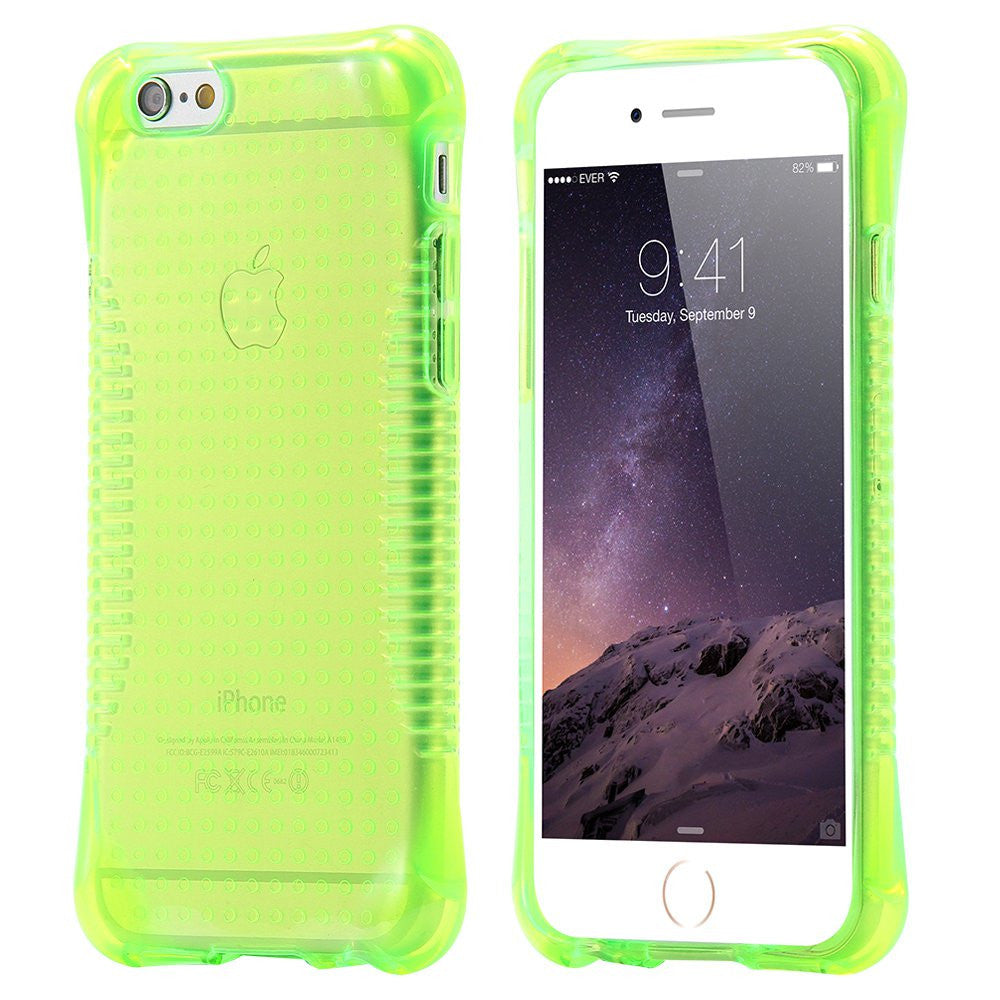Anti Slide Fashion ShockProof Crystal Clear Soft TPU Case For iPhone 6 6s - Bestshopup