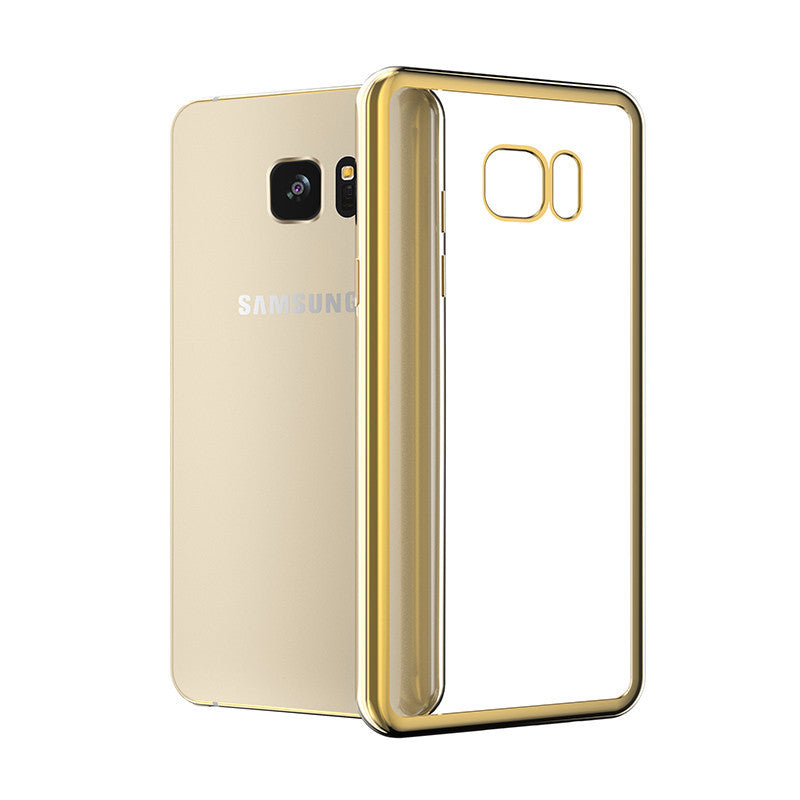 Gold Plated Clear Cover - Bestshopup