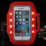 LED Light GYM Sport  Armband Iphone Case - Bestshopup