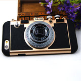 Retro Camera Style Soft Silicone iPhone Case - Bestshopup