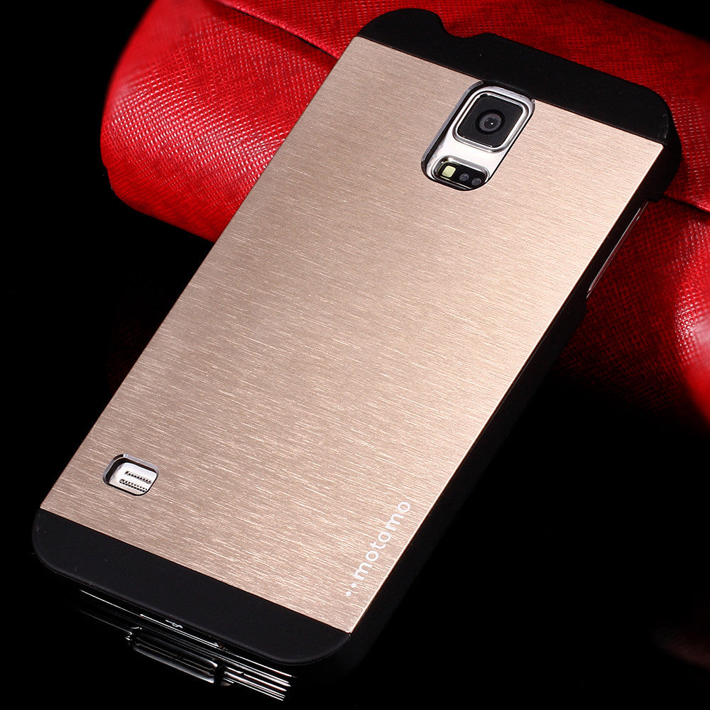 S4 & S5 Metal Hard Armor Phone Case - Bestshopup