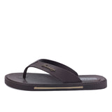 Men's Casual Lather Slippers Sandals - Bestshopup