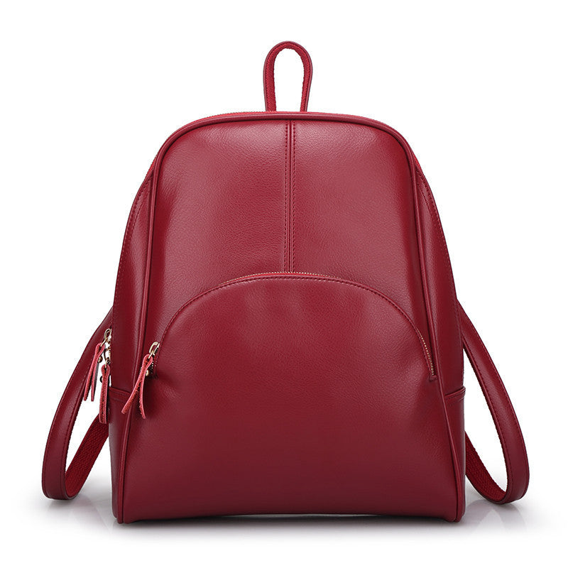 Genuine Leather School Backpacks - Bestshopup