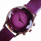 Women's Genuine Leather Luxury Wrist Watch - Bestshopup