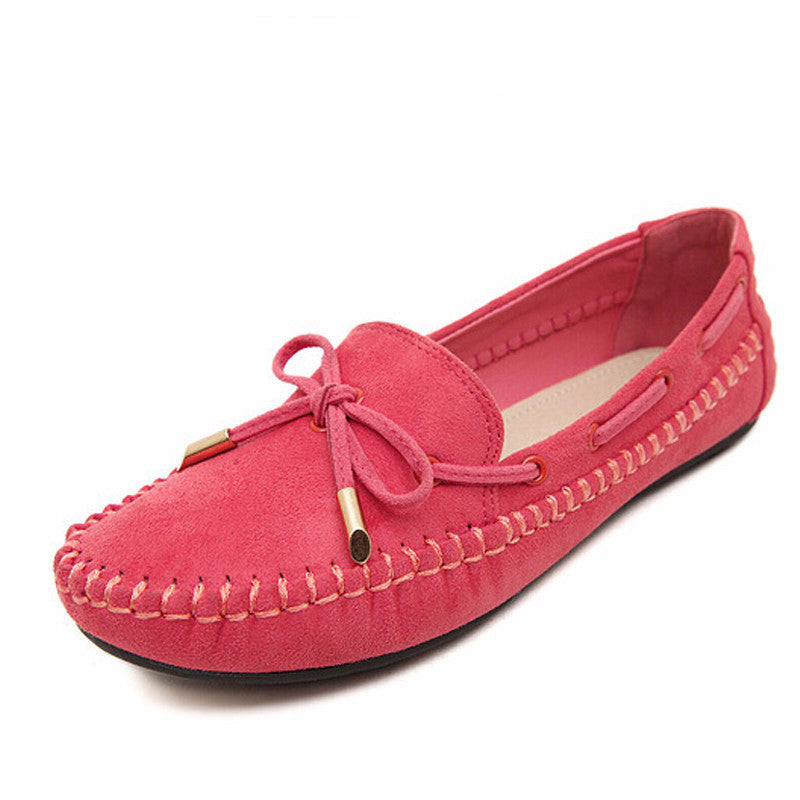 Women's Soft Comfortable Slip On Loafers - Bestshopup
