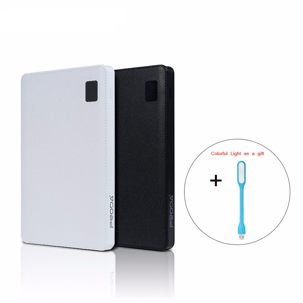 Mobile Power Bank 30000mAh 4 USB Portable Charger External Battery - Bestshopup