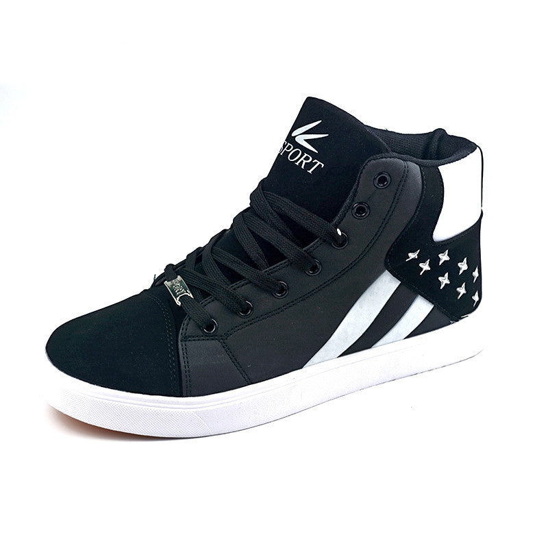Women's High Top Casual Breathable Shoes - Bestshopup
