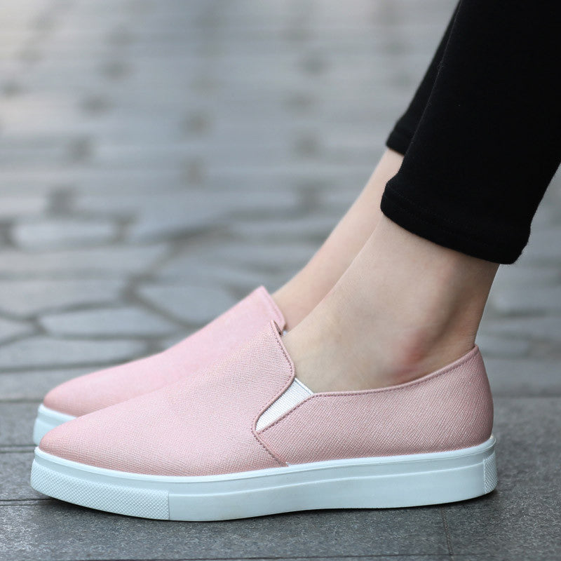 Women's Casual Summer Breathable Outdoor Canvas Flats - Bestshopup