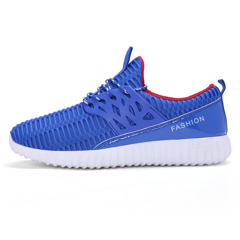 Men's Mesh Jogging Athletic Shoes - Bestshopup