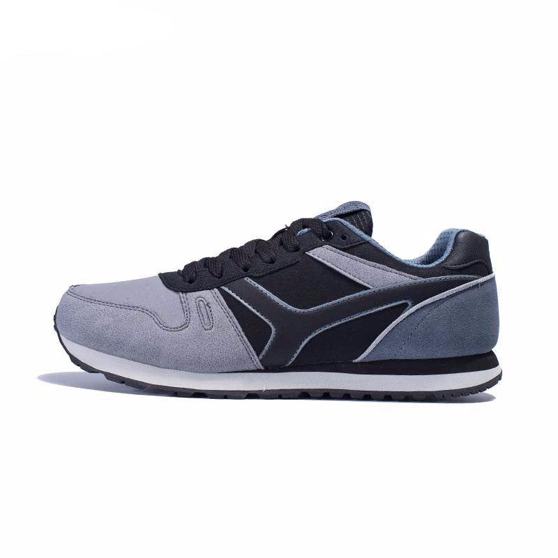 Men's Lightweight Damping Retro Lace-Up Running Shoes - Bestshopup