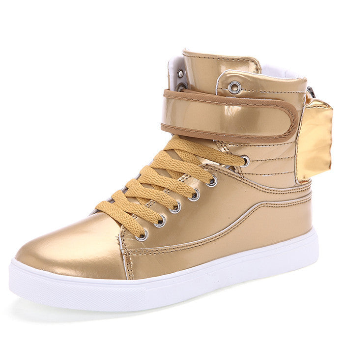 Men's Casual British High Top Shoes - Bestshopup