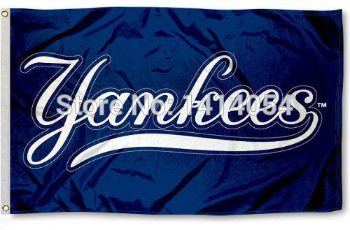 New York NY Yankees Flag 3X5FT Banner 100D Polyester - Bestshopup