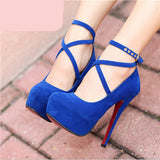 Women's High Heel Pumps - Bestshopup