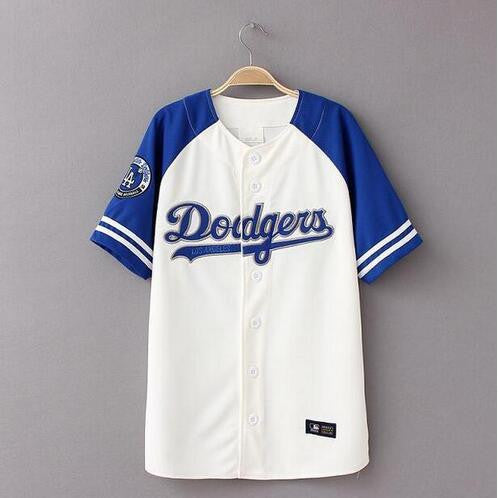 New York Yankees ,Texas Rangers ,  LA Los Angeles Dodgers ,Baseball Shirt - Bestshopup