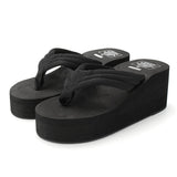 Women Platform Sandals Wedge Flip Flops - Bestshopup