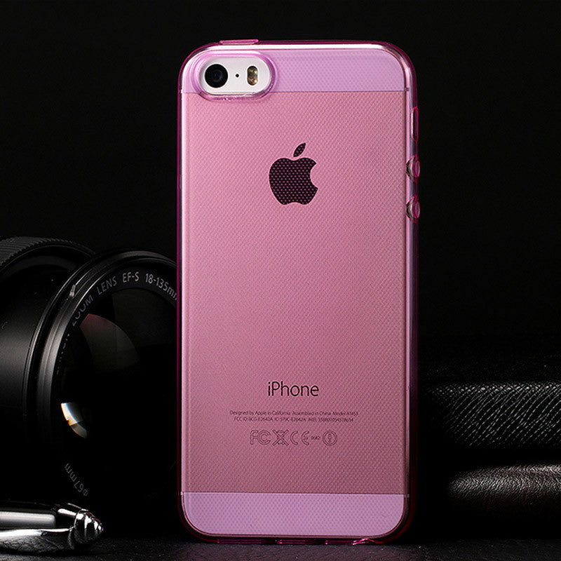 Transparent Clear Case for Apple iPhone - Bestshopup