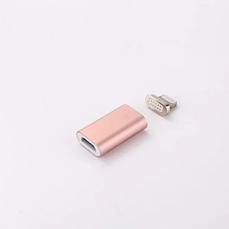 2A Micro USB Charging Cable Magnetic Adapter Charger For iphone - Bestshopup