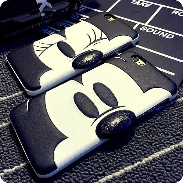 3D Cute Mouse Case Cover For Apple iPhone - Bestshopup