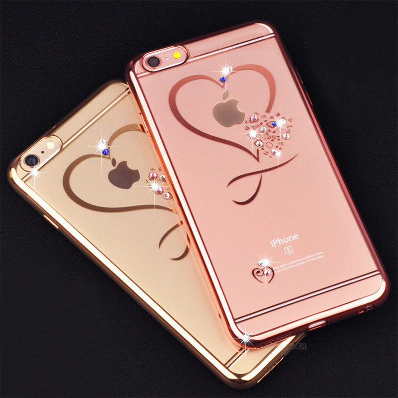 Slim Crystal Clear Soft Case for iPhone - Bestshopup