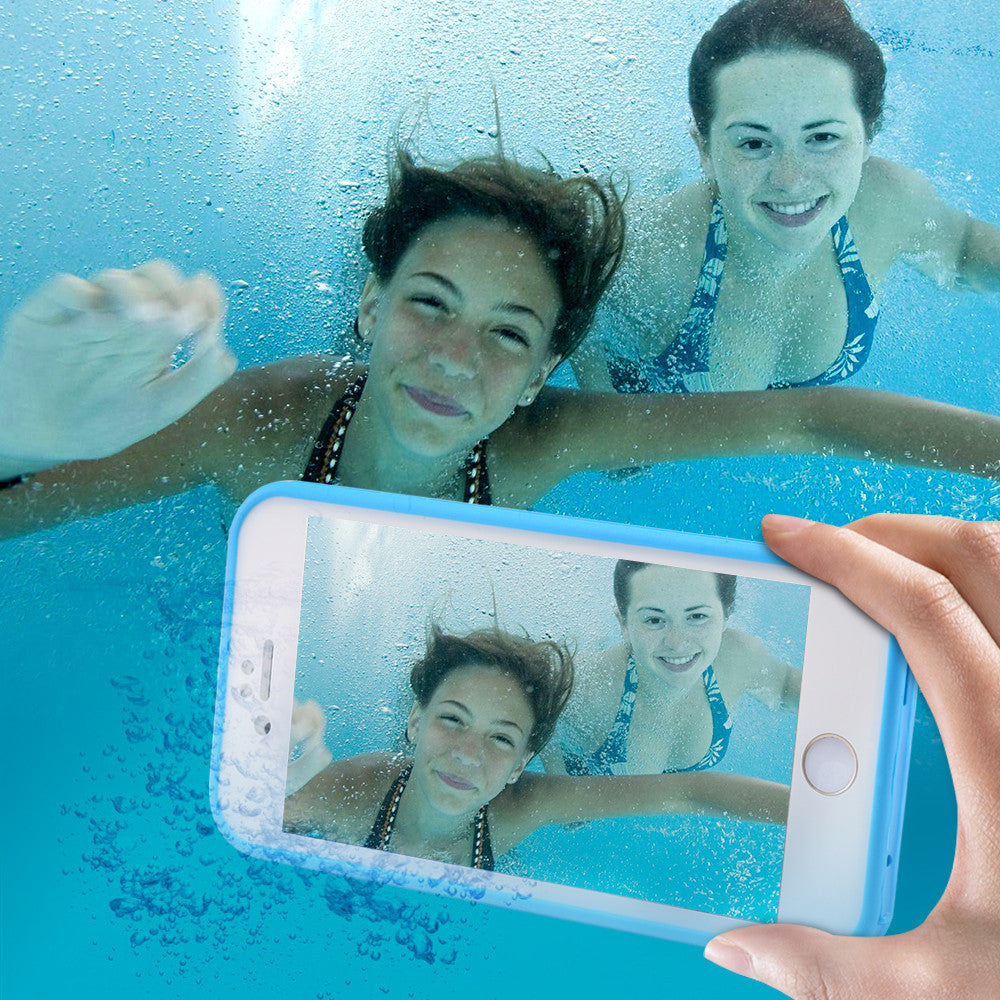 Touchable Screen Waterproof Case For iPhone - Bestshopup