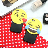 Yellow Smile EMoji Face Back Cover For iphone - Bestshopup
