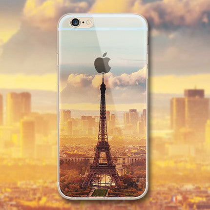 Transparent View Cases for Iphone - Bestshopup