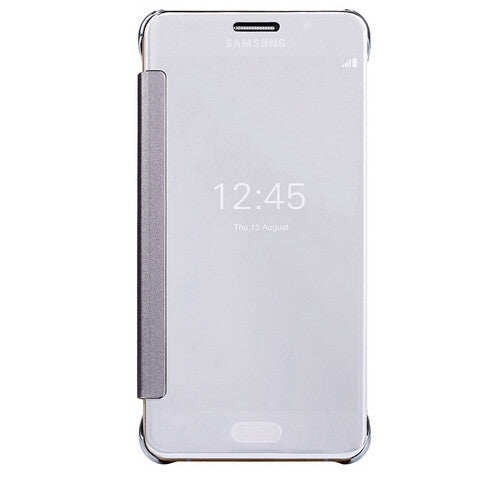 Flip Mirror Case for Samsung Galaxy S7/S7 Edge Transparent Hard Plating - Bestshopup