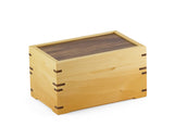 Small Wooden Jewellery Box handcrafted from Huon Pine