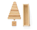 Wooden Christmas Tree made from Australian timbers