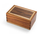 Wooden trinket box made from Tasmanian Blackwood