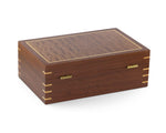 Wooden Jewellery Box handcrafted from Jarrah and Blackbutt