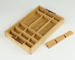 Jewellery Box tray handcrafted from Blackbutt