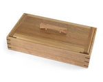 Wooden Keepsake Box handcrafted from Blackbutt