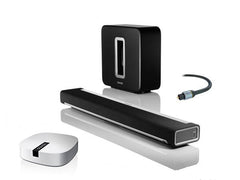 Sonos 3.1 Home Theatre Playbar Sub and Boost Package