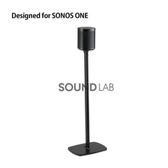 Sonos One Floor Stand- Black Flexson (single)