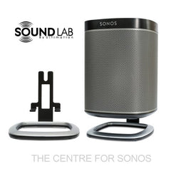 Sonos Play:1 Desk Stand Pair Black