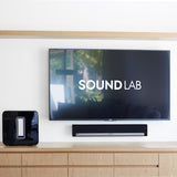 Sonos 3.1 Home Theatre Playbar Sub Black Package